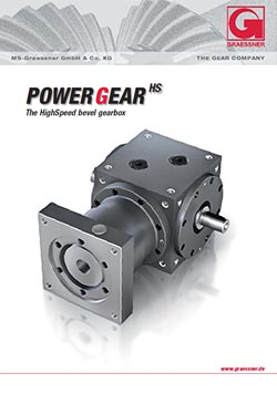 PowerGear HS Catalogue
